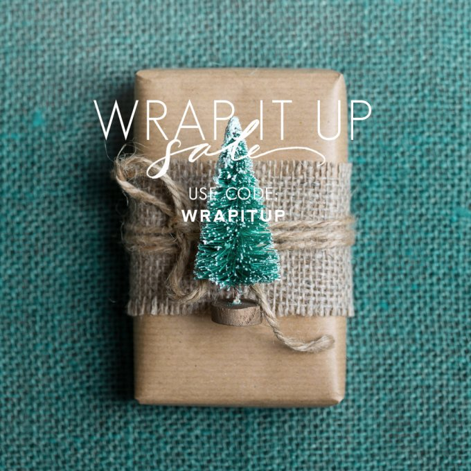 Wrap It Up Sale at Jamie Schultz Designs
