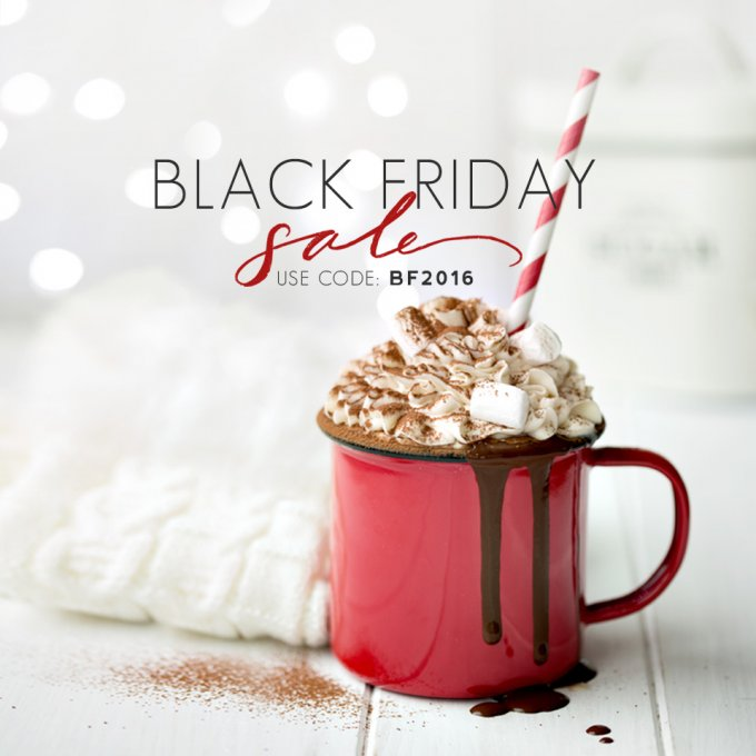 Black Friday Sale at Jamie Schultz Designs