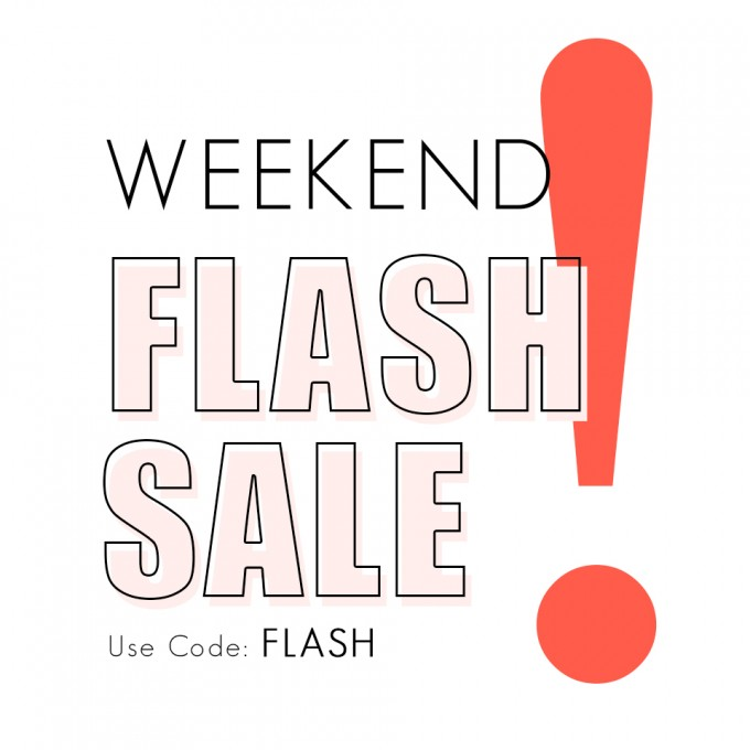 February Weekend Flash Sale at Jamie Schultz Designs