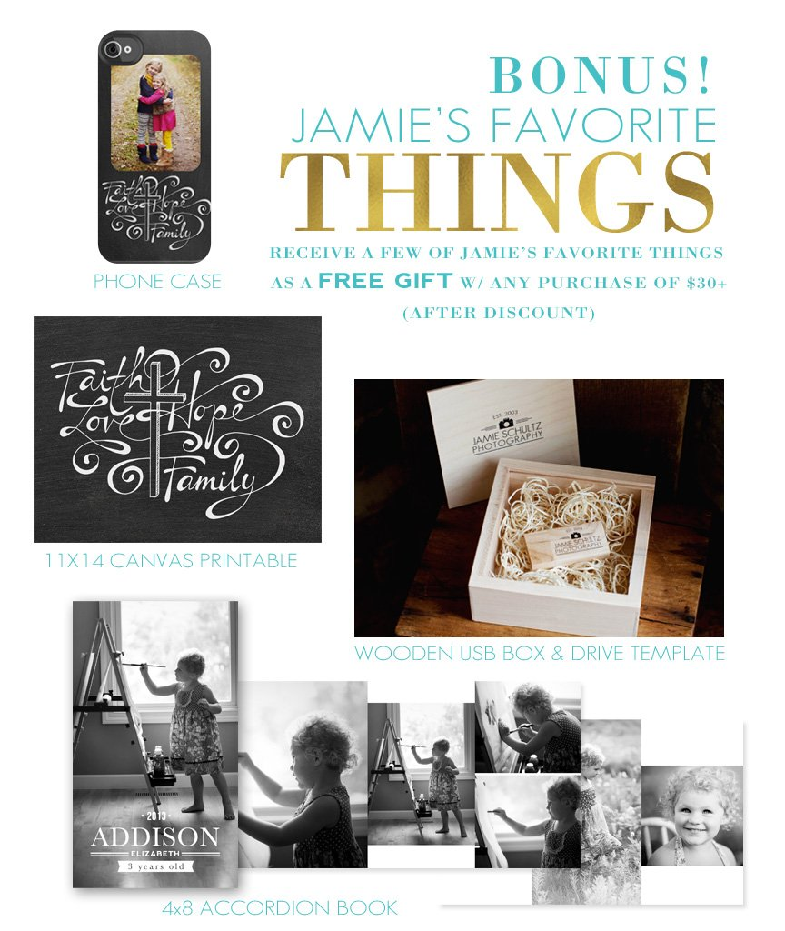 Jamie Schultz Designs Favorite Things