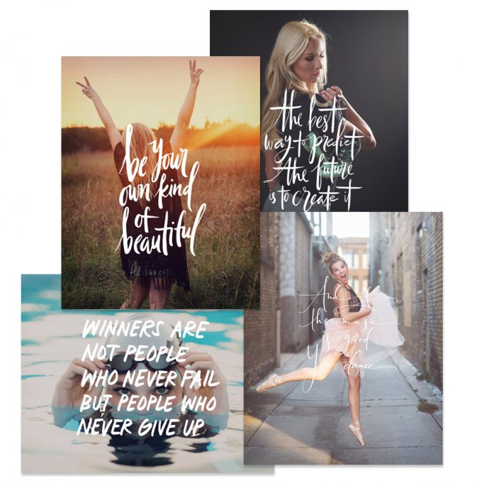 Statement Wall Art Templates