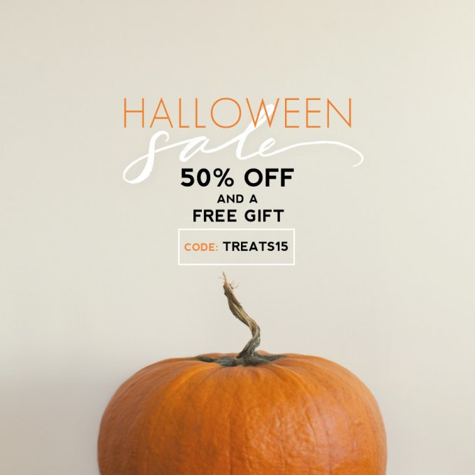 Halloween Sale at Jamie Schultz Designs