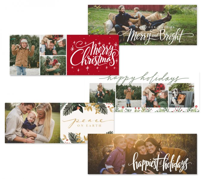 Very Merry Timeline Templates by Jamie Schultz Designs